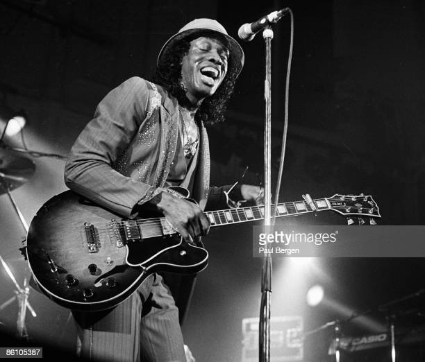 Photo of Johnny Guitar WATSON Paradiso Amsterdam Johnny Guitar Watson