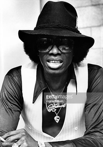Photo of Johnny Guitar WATSON Posed portrait