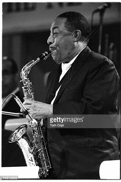 Photo of Johnny Hodges Photo by Tom Copi/Michael Ochs Archives/Getty Images