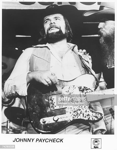 Johnny Paycheck Pictures And Photos