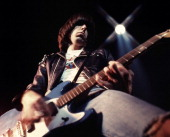 Photo of johnny ramone and ramones johnny ramone performing live picture id84890231?s=170x170