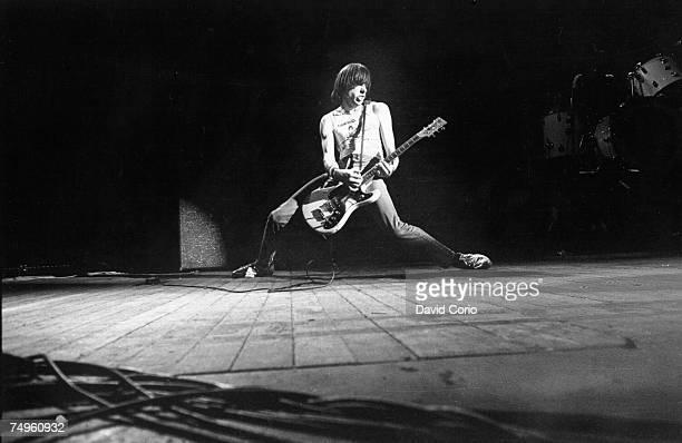 Photo of Johnny Ramone & Ramones