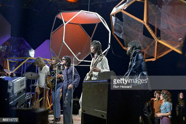 POPS Photo of Jon ANDERSON and YES and Steve HOWE and Bill BRUFORD and Tony KAYE and Chris SQUIRE LR Bill Bruford Steve Howe Jon Anderson Chris...