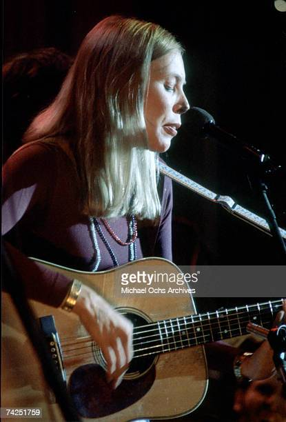 Photo of Joni Mitchell Photo by Michael Ochs Archives/Getty Images