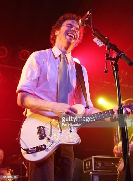 ACADEMY Photo of Josh RITTER Josh Ritter performing on stage