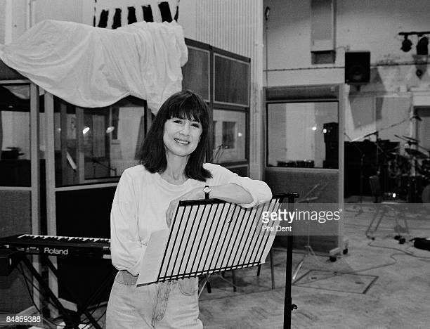 Photo of Judith DURHAM, Judith Durham posed in one of the studios at Abbey Road