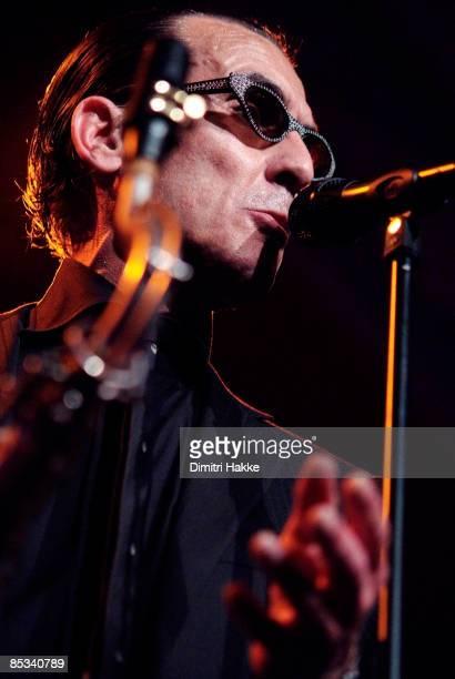 FESTIVAL Photo of Jules DEELDER Jules Deelder performing on stage