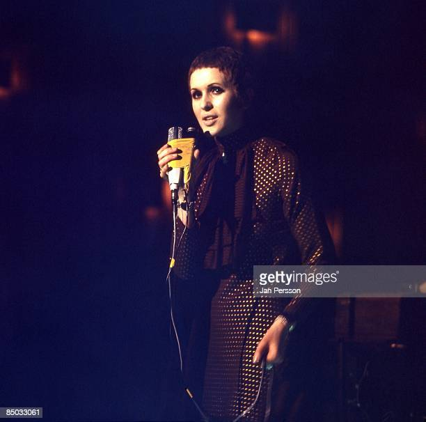 FESTIVAL Photo of Julie Driscoll 1 Julie Driscoll Montreux Jazzfestival June 1968
