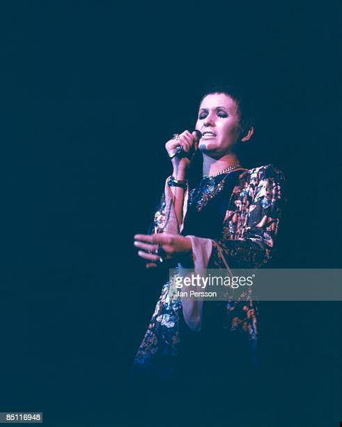 Photo of Julie DRISCOLL Julie Driscoll performing live onstage