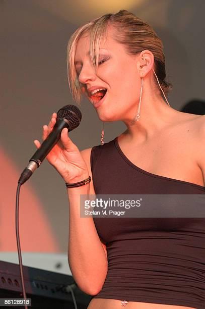 Photo of Juliette SCHOPPMANN showcase in the Nachtcafe