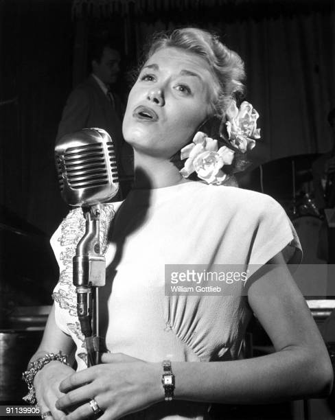 Photo of June CHRISTY