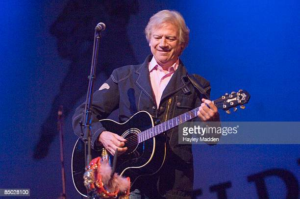 PALLADIUM Photo of Justin HAYWARD performing live onstage on Marty Wilde's 50th Anniversary Tour