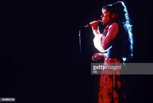 Photo of Karen CARPENTER and CARPENTERS Karen Carpenter performing on stage