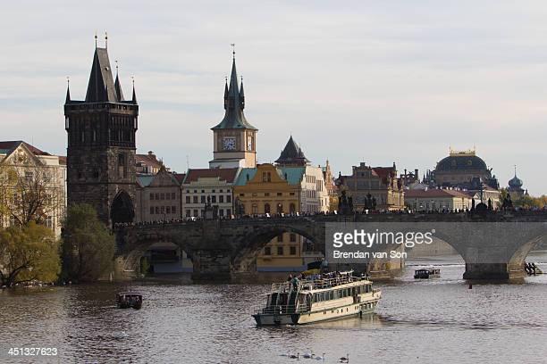 Photo of Karlov Most Bridge in Prague, Czech Republic