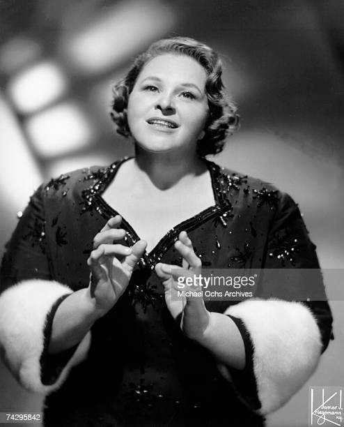 Photo of Kate Smith Photo by Michael Ochs Archives/Getty Images