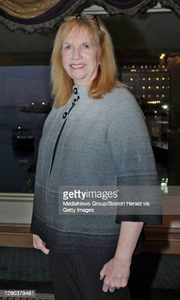 Photo of Kathy Houlihan of Milton on Thursday, January 14, 2016 while attending the One Mission Foundation Gift to Boston Childrens Hospital at The...