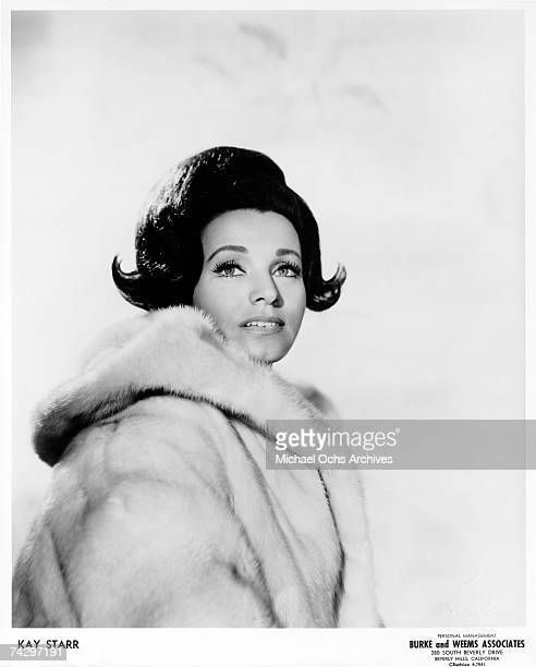 Photo of Kay Starr Photo by Michael Ochs Archives/Getty Images