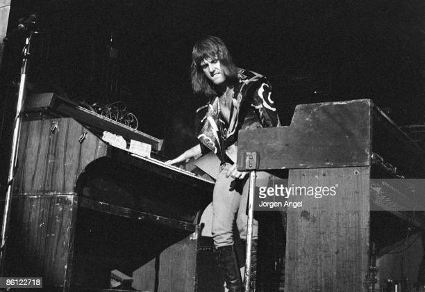 Photo of Keith EMERSON and EMERSON LAKE & PALMER; Keith Emerson