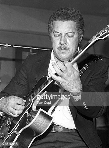 Photo of Kenny Burrell Photo by Tom Copi/Michael Ochs Archives/Getty Images