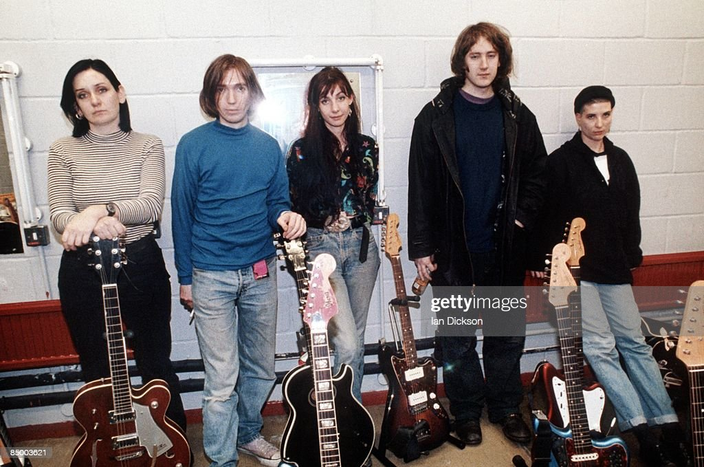 Photo of Kevin SHIELDS and Debbie GOOGE and Colm O'CIOSOIG and Bilinda BUTCHER and Anna QUIMBY and MY BLOODY VALENTINE : News Photo