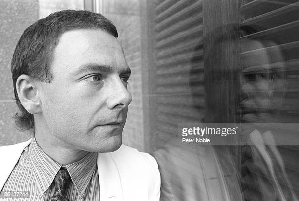 Photo of KING CRIMSON and Robert FRIPP photographed at Toronto's Chelsea Hotel