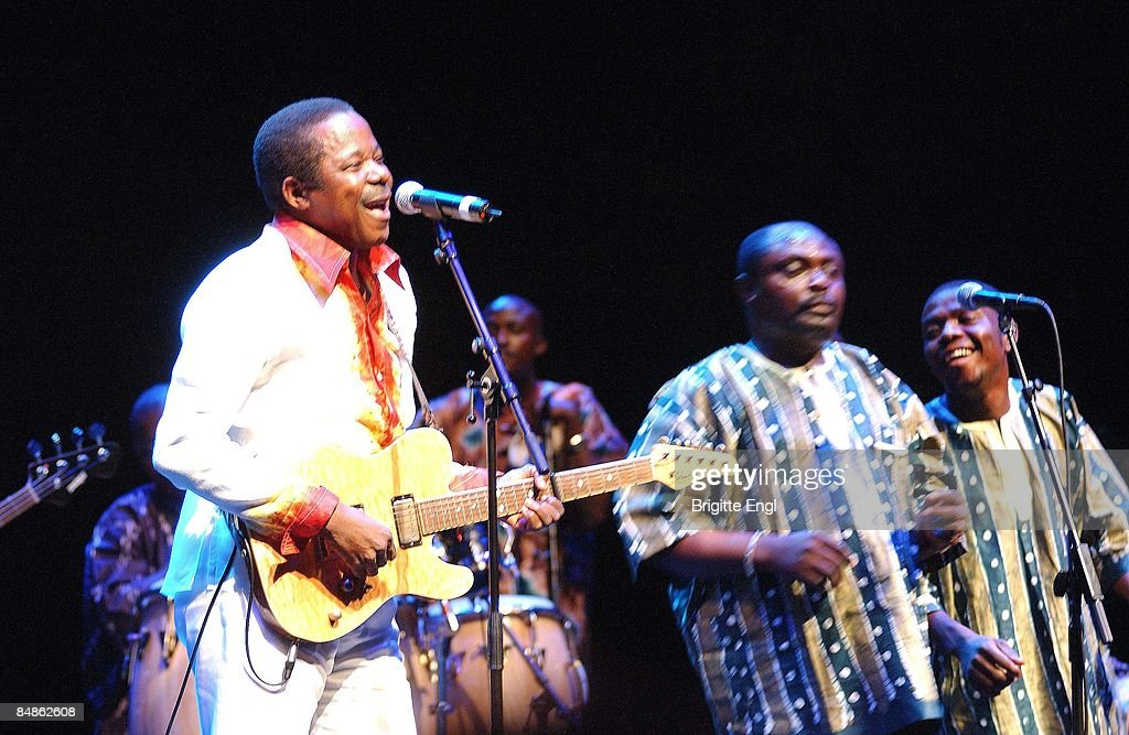 Photo of King Sunny ADE News Photo   Getty Images