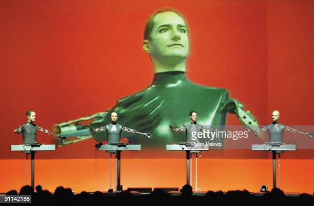 Photo of KRAFTWERK /KRAFTWERK/ANCIENNE BELGIQUE/BRUSSEL