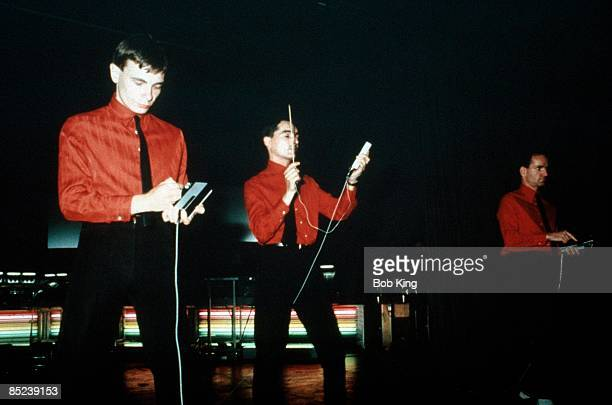 Photo of KRAFTWERK live at Sydney Capitol Theatre