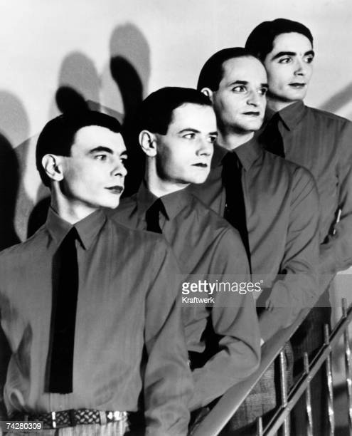 Photo by Fröhling/Kraftwerk/Getty Images UNSPECIFIED CIRCA 1970 Photo of Kraftwerk