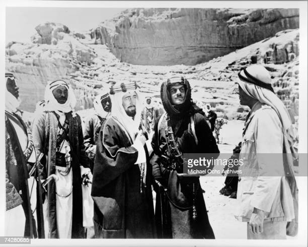 Photo of Lawrence of Arabia Photo by Michael Ochs Archives/Getty Images