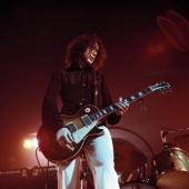 Photo of led zeppelin and jimmy page jimmy page performing live at picture id86118351?s=170x170