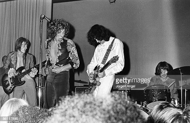Photo of LED ZEPPELIN ID# ZepB 09 The New Yardbirds Copenhagen Sep 7 1968 The first performance ever