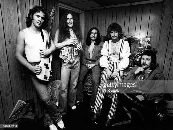 Photo Of Lee Kerslake And Uriah Heep And John Wetton And Ken Hensley News Photo Getty Images