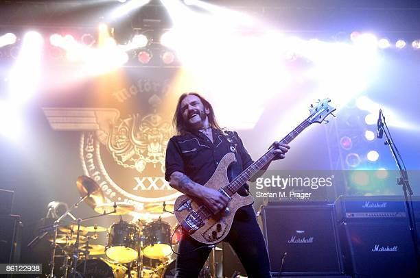 Photo of LEMMY and MOTORHEAD; Lemmy Live at Zenith