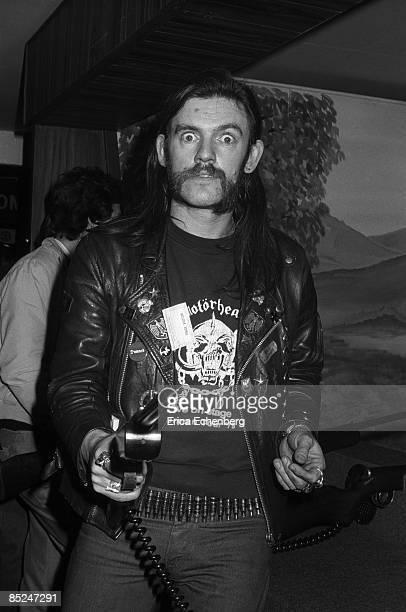 Photo of LEMMY and MOTORHEAD; Lemmy