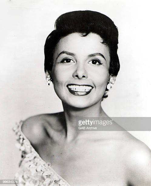Photo of Lena HORNE; Lena Horne posed circa 1950