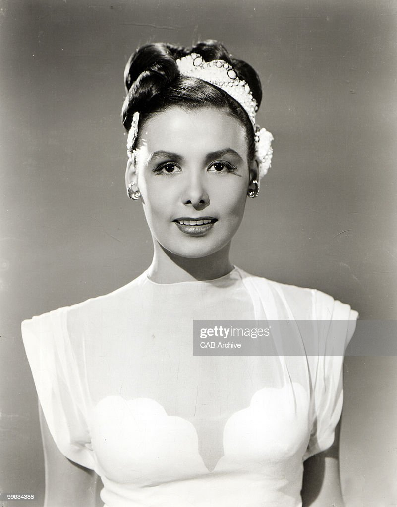 Photo of Lena HORNE; Posed portrait of Lena Horne in a still from the film 'Till The Clouds Roll By' in 1946