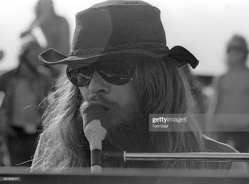 Photo of Leon Russell... : News Photo