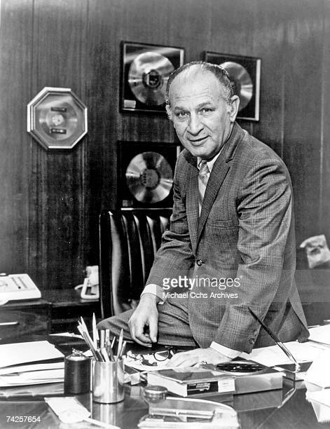 Photo of Leonard Chess Photo by Michael Ochs Archives/Getty Images