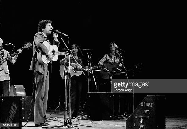 Photo of Leonard COHEN Leonard Cohen Sept 1974 Copenhagen Denmark