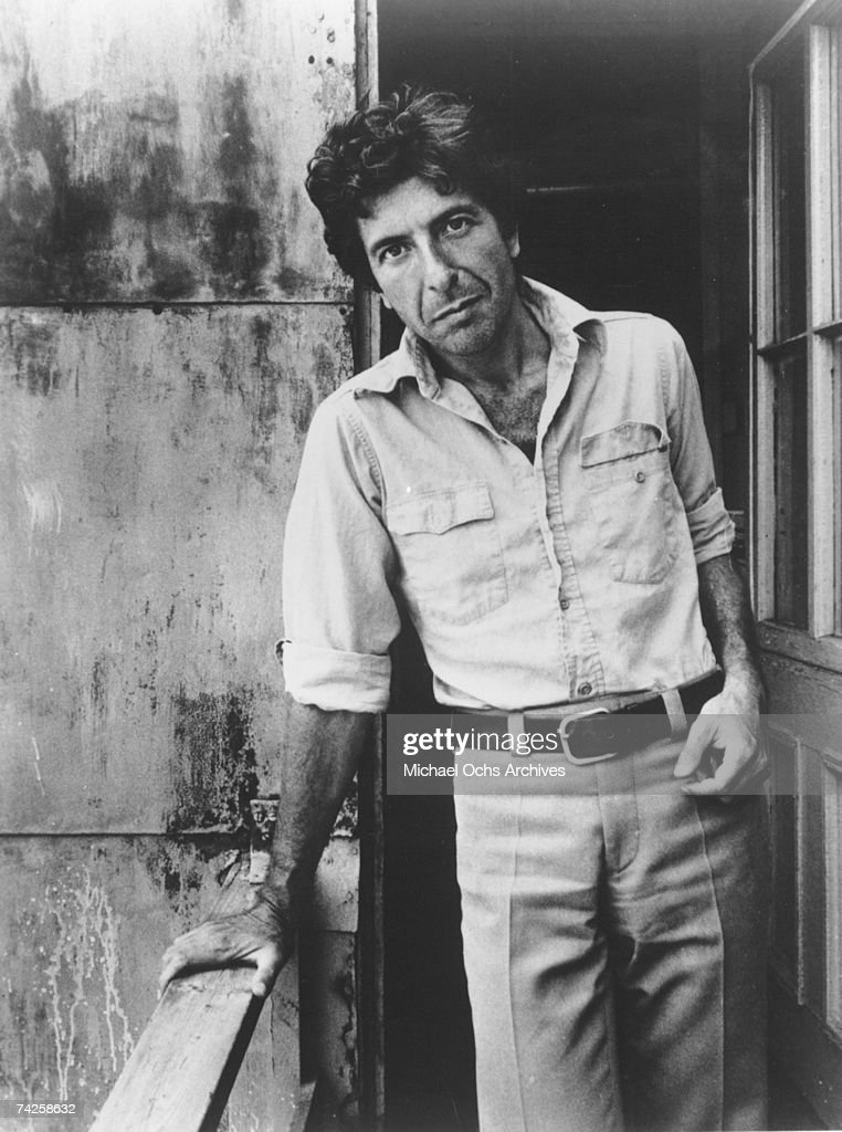 Photo of Leonard Cohen : News Photo