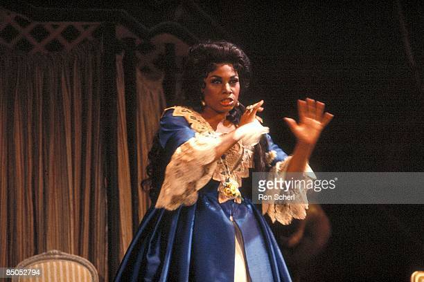 HOUSE Photo of Leontyne PRICE and ARIADNE AUF NAXOS Leontyne Price as Ariadne/Prima Donna