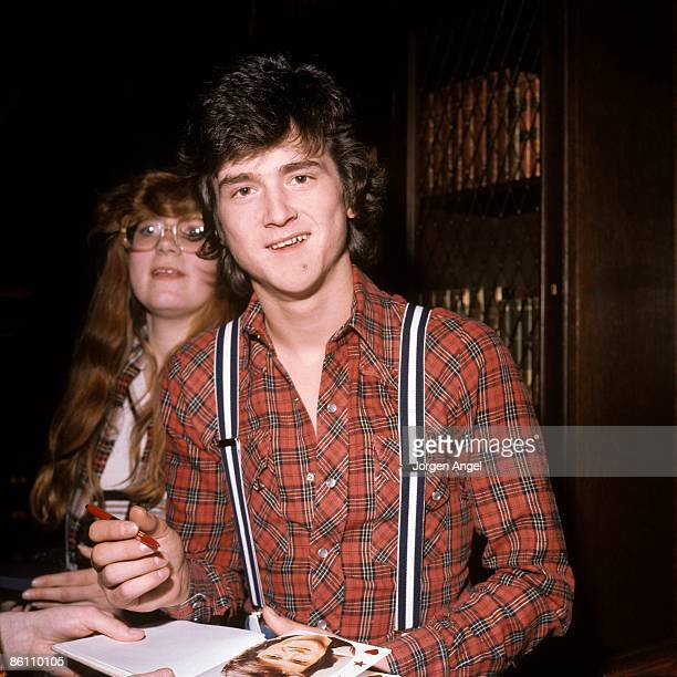 Photo of Les McKEOWN and BAY CITY ROLLERS Les McKeown