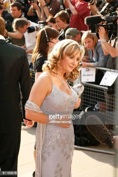 HALL Photo of Lesley GARRETT Lesley Garrett arriving at the Classical Brit Awards
