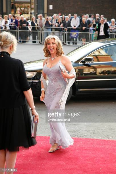 HALL Photo of Lesley GARRETT Lesley Garrett arriving at the Classical Brit Awards full length