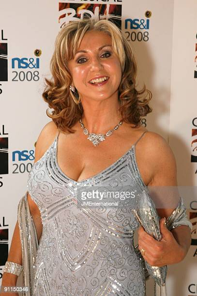 HALL Photo of Lesley GARRETT Portrait of Lesley Garrett arriving at the Classical Brit Awards