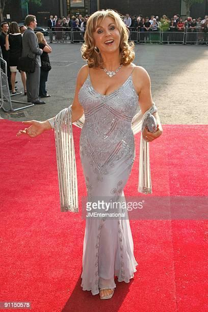 HALL Photo of Lesley GARRETT Portrait of Lesley Garrett arriving at the Classical Brit Awards full length