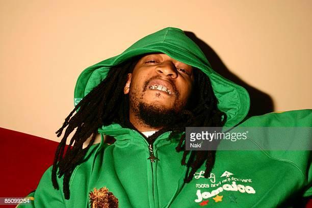 Photo of Lil JON Portrait of rapper Lil Jon