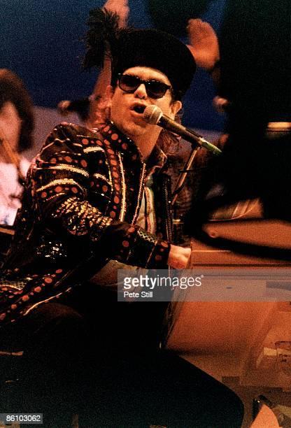 Photo of LIVE AID and Elton JOHN