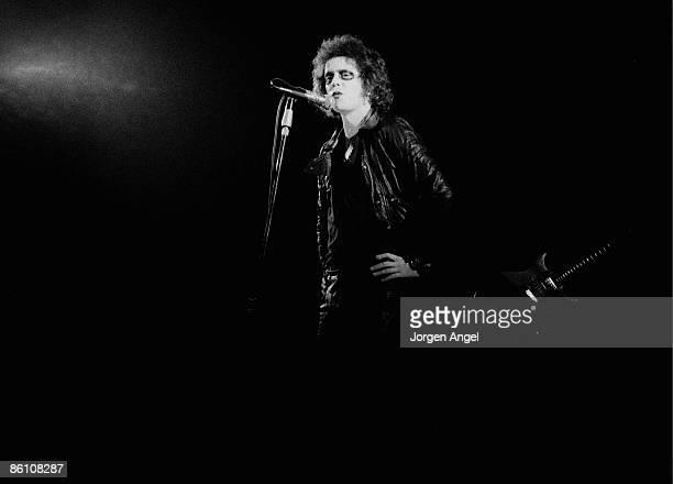 Photo of Lou REED Lou Reed August 19 1973 Copenhagen Denmark